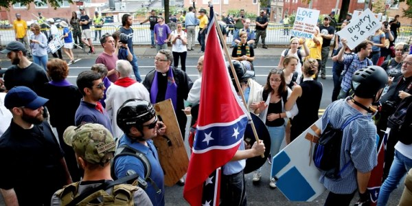 Charlottesville White Nationalist Rally Violence Prompts ...