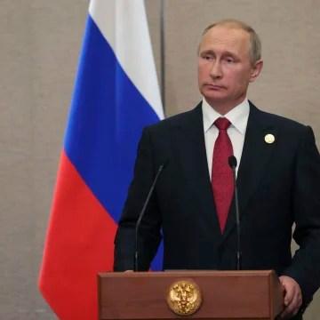 Image: Russian President Vladimir Putin