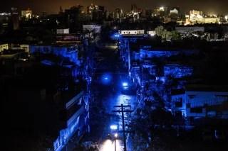 Image: Hurricane Maria Bears Down On Puerto Rico