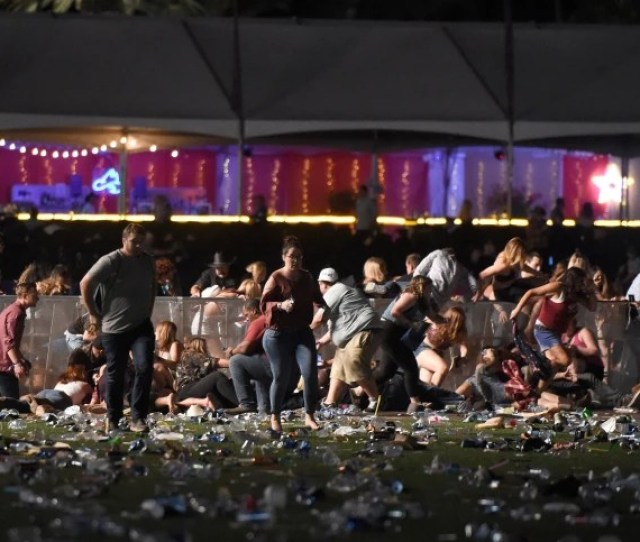 Image Reported Shooting In Las Vegas