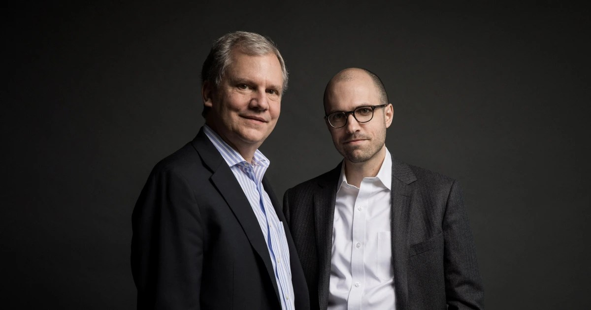 A Younger Sulzberger To Take The Helm At The New York