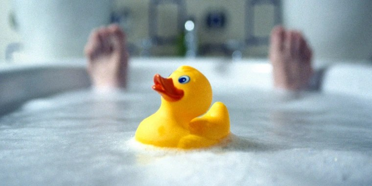 Are Rubber Ducks Safe Bath Toys May Be Filled With Bacteria