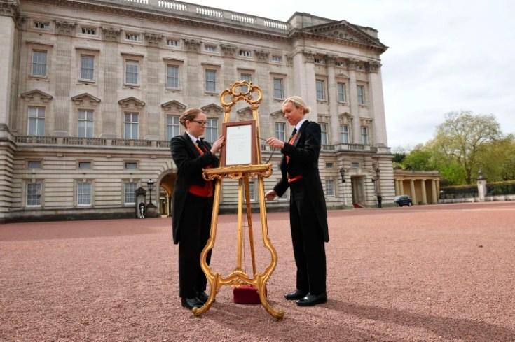 180423 royal baby buckingham mn 0950 9e97d5541b89726820286fa844cbc57b.fit 760w - Royal baby alert: Duchess of Cambridge, Prince William have son
