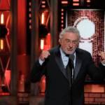 """I'm gonna say one thing: f— Trump!"" – Robert De Niro at the 2018 Tony Awards"