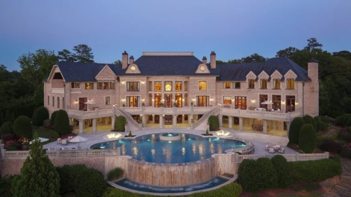 Tyler Perry former Atlanta home
