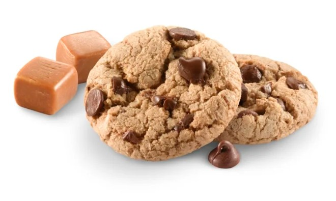 The new cookie, which will officially be released in 2019, is gluten free.