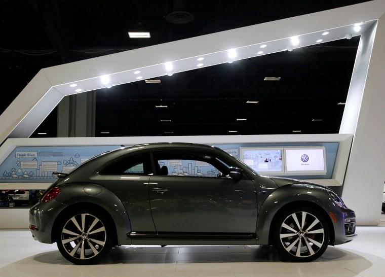 Image: Volkswagen Beetle
