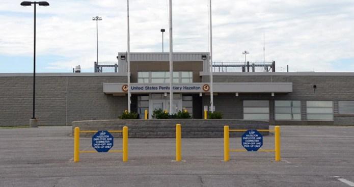 USP Hazelton Federal Penitentiary.