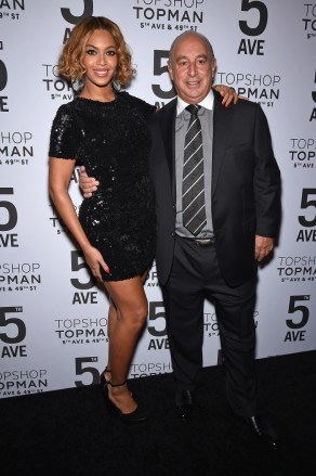 Topshop Topman New York City Flagship Opening Dinner