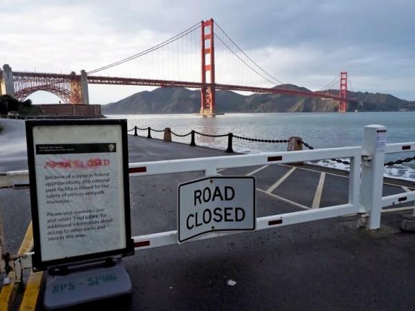 The government shutdown's impact so far