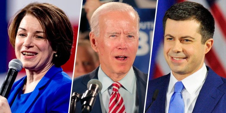 Pete Buttigieg and Any Klobuchar Endorse Pro-Abortion Joe Biden to Stop Bernie Sanders