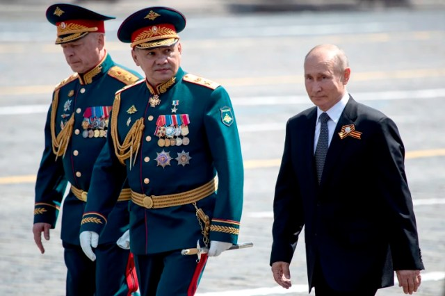 Kremlin hails 'triumph' as Russians clear way for Vladimir Putin ...