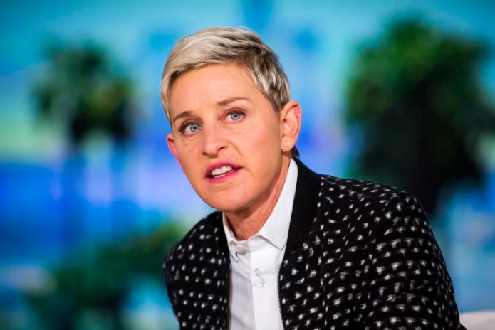 Ellen DeGeneres announces she tested positive for Covid-19