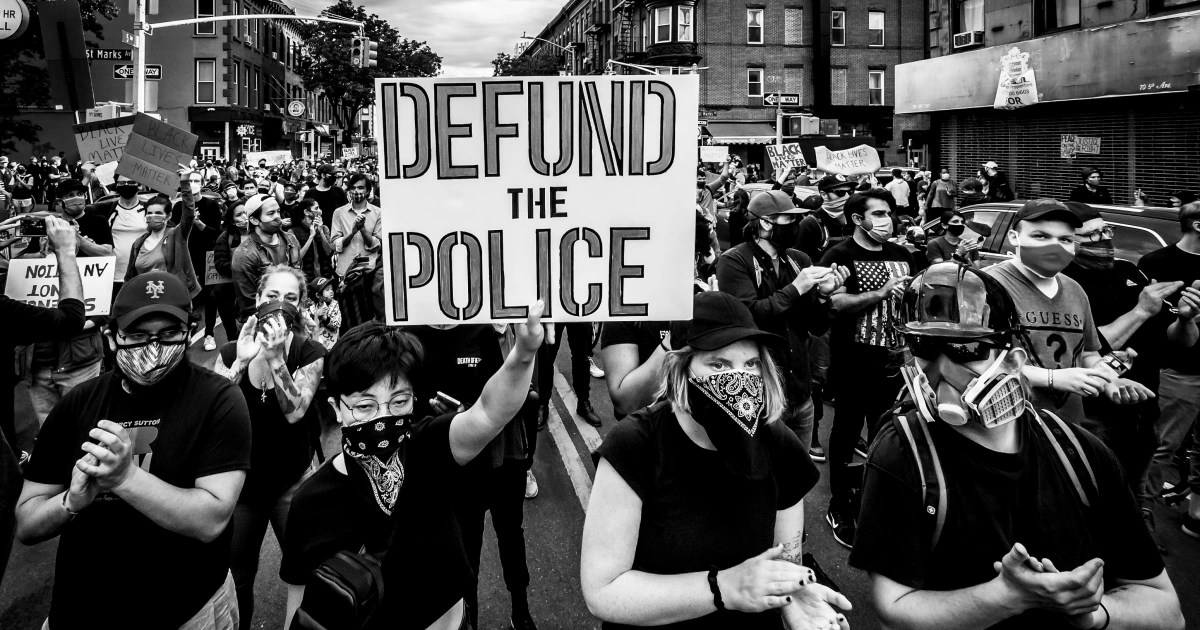 Defund the police movement contributed to rise in violence, experts say 4/17/21