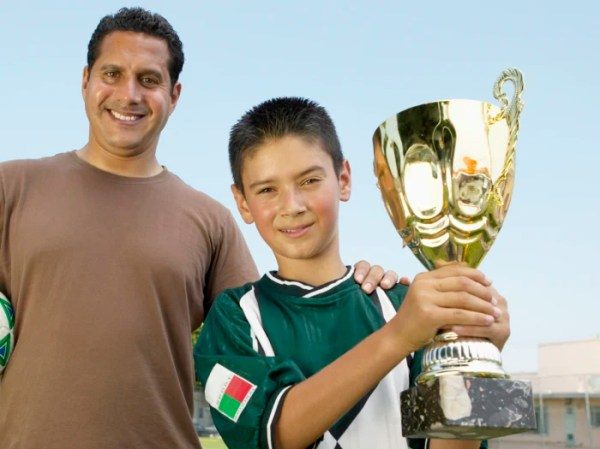 Trophy backlash: Are we rewarding kids for just showing up ...