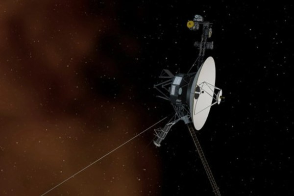 Voyager 1 captures firstever sounds of interstellar space