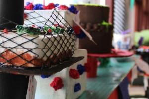 Tårtkavalkad