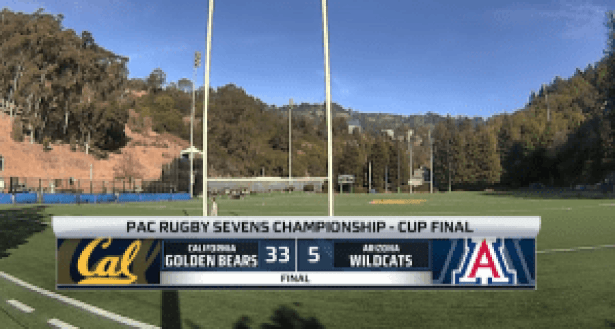 California rugby takes back the Pac 7s Championship cup for the sixth time in seven years Nov 05, 2018 Pac-12 Networks' Brian Hightower and Colin Hawley recap California's 33-5 cup final win over Arizona at the Pac Rugby 7s Championship on Sunday. The Golden Bears entered the tournament undefeated and earned an automatic national postseason qualification for the second consecutive tournament.