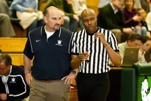 "Sports Officials, more than 75 percent of all high school officials say ""adult behavior"" is the primary reason they quit."
