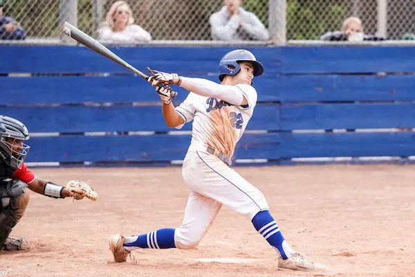 Acalanes, Baseball, Nicholas Bamont