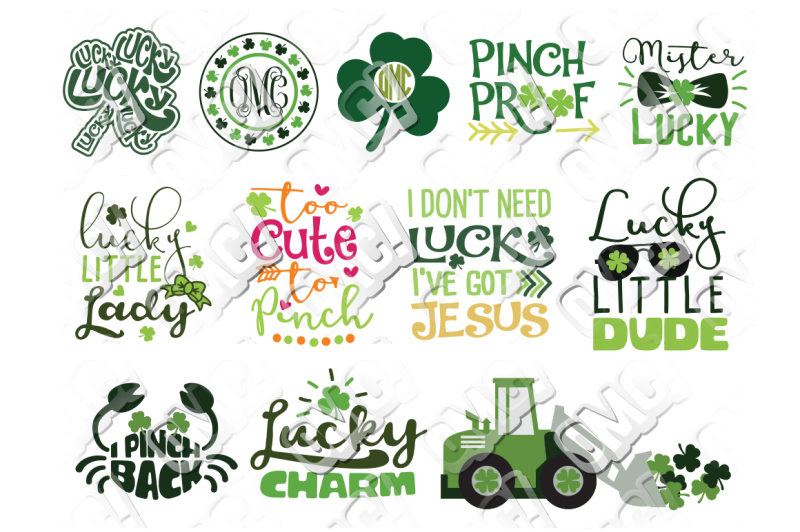 Download Free St. Patrick's Day SVG Bundle Crafter File - Download ...