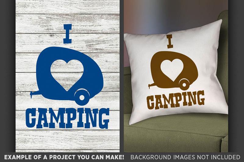 Download I Love Camping SVG File - Camper Svg - Camping Svg - 697 ...