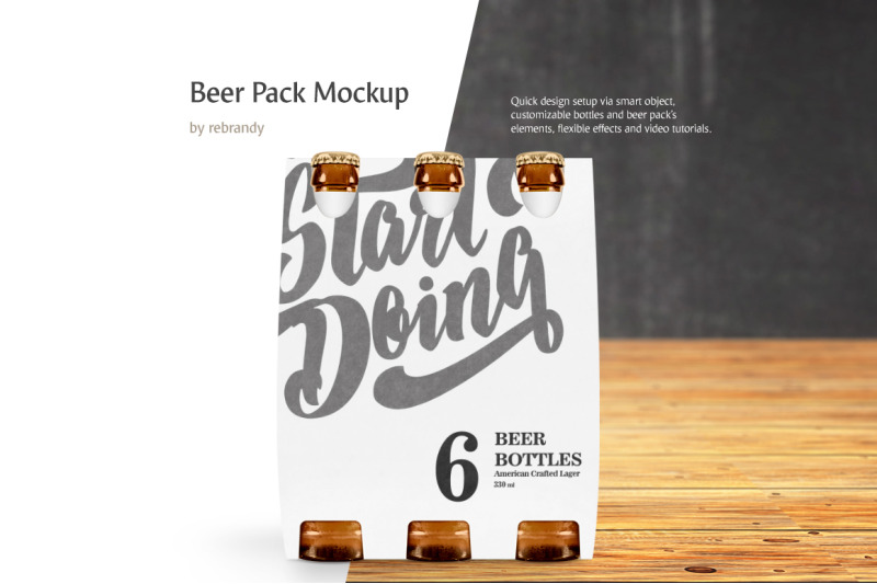 Download Display Box With Bottles Mockup Yellowimages