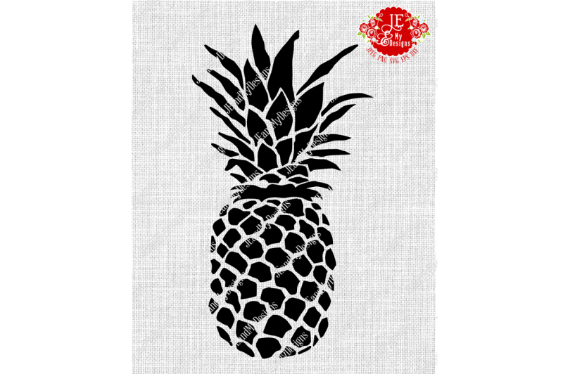 Download Free Pineapple SVG - Icons SVG File Design Resource