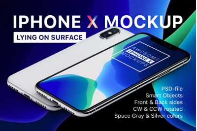 Download Iphone X In Hand Mockup Psd Yellowimages