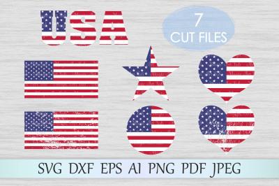 Download Download American flag SVG, DXF, EPS, AI, PNG, PDF, JPEG ...