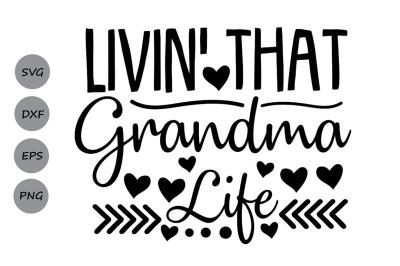 Download Love Grandma Life Svg