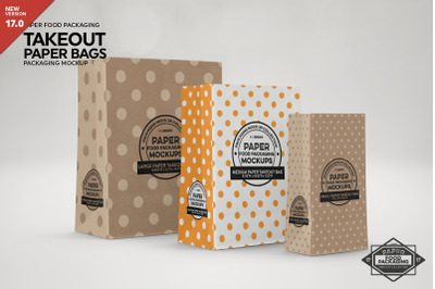 Download Paper Snack Package Mockup Yellowimages
