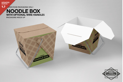 Download Kraft Bag Twisted Paper Handles Mockup Yellowimages