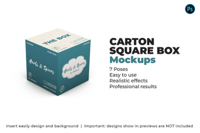 Download Kraft Paper Box Mockup Top View Yellowimages