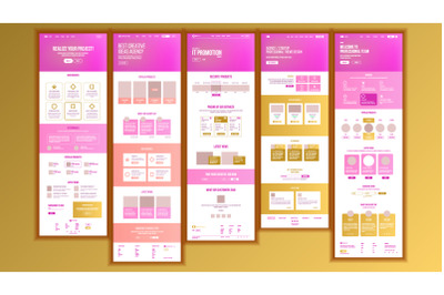 Download Free Responsive Mockup Psd Yellow Images