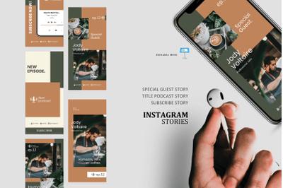 Download Instagram Story Mockup Psd Yellowimages