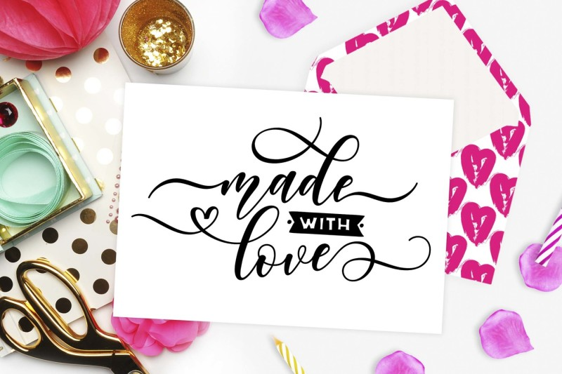 Download Made with love SVG DXF PNG EPS By TheBlackCatPrints ...