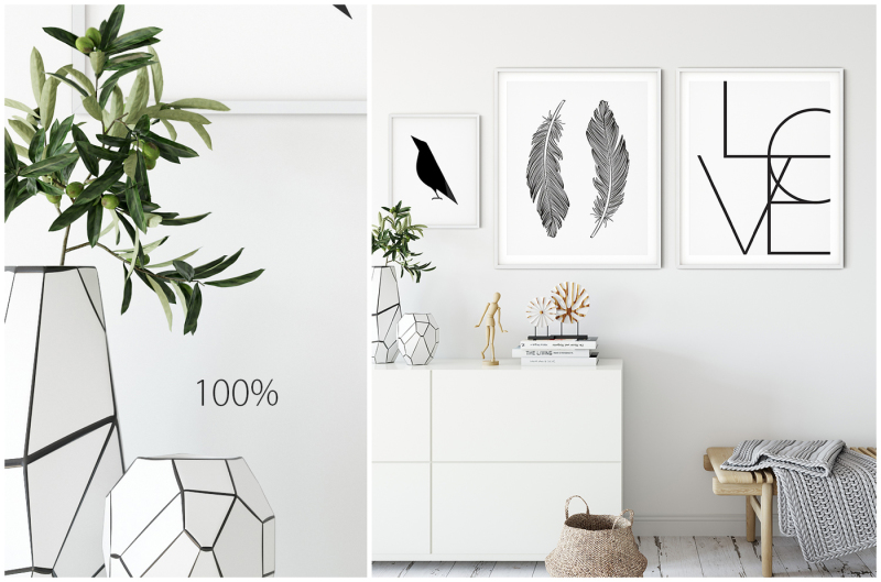 Download Interior Mockup Psd Free Yellowimages