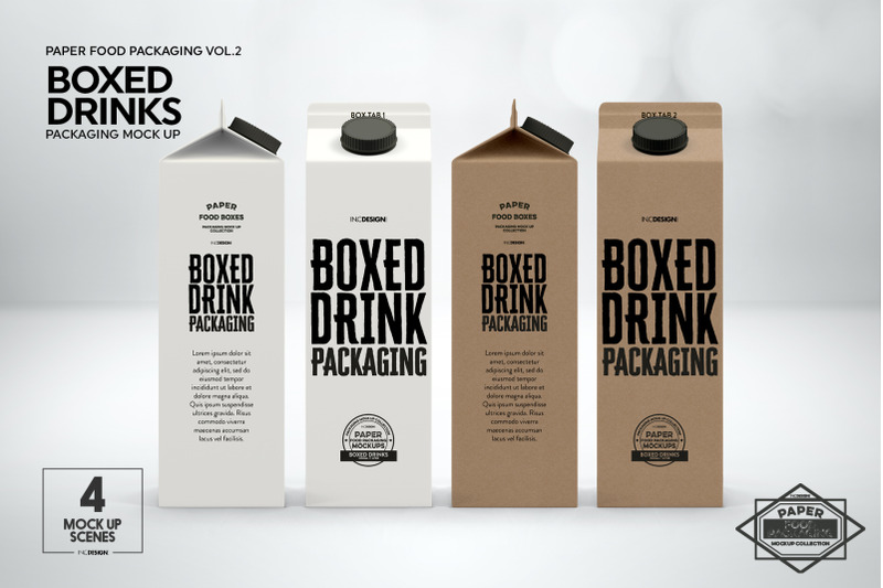 Download Juice Box Mockup Psd Free Yellowimages