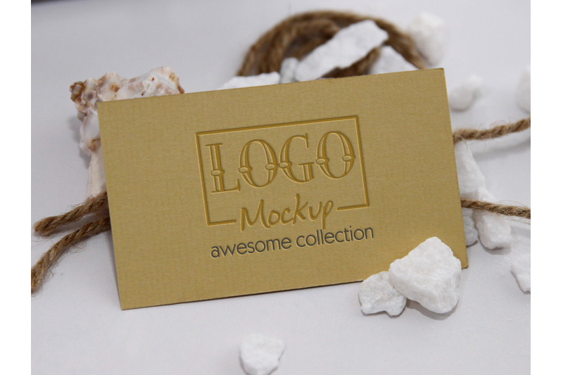 Download Vintage Logo Mockup Psd Yellowimages