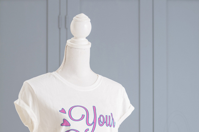 Download T Shirt Mockup Front And Back Psd Free Download Yellowimages