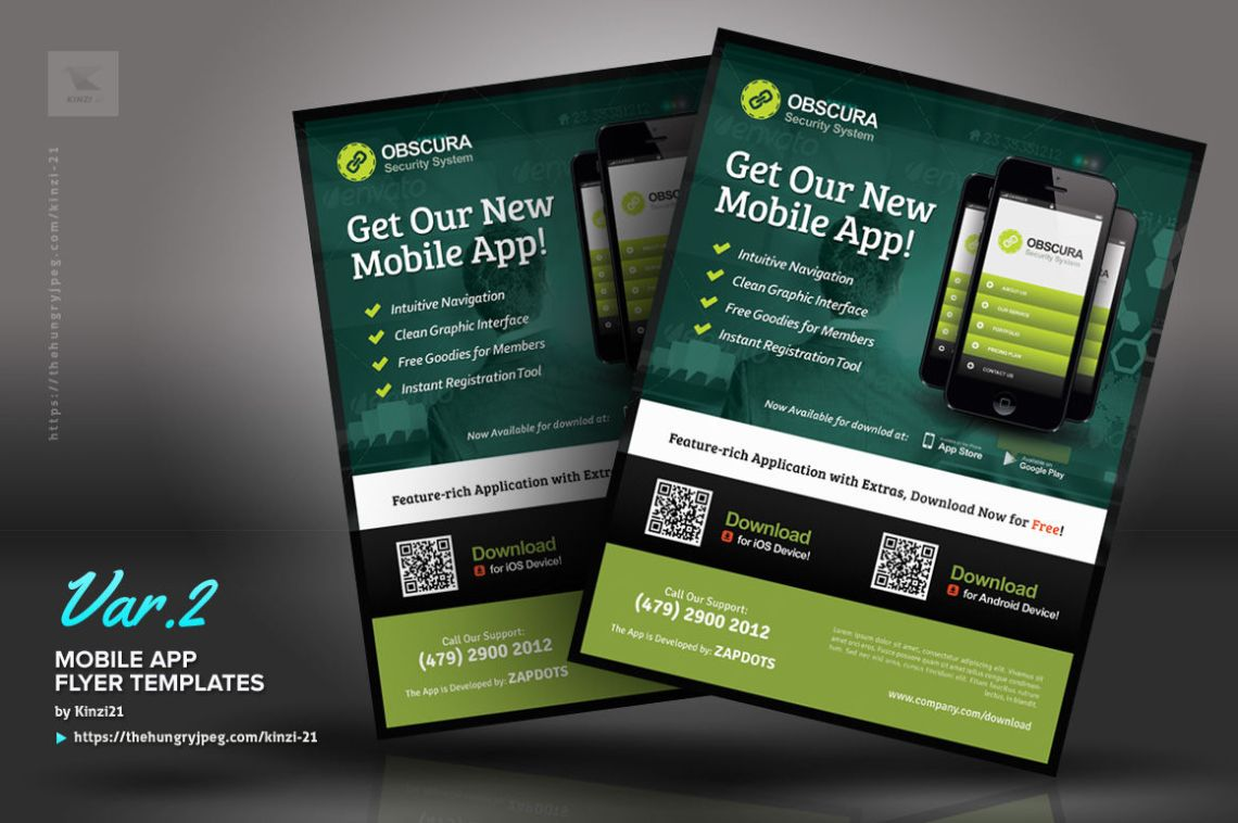 Download Mobile App Mockup Psd Free Yellow Images