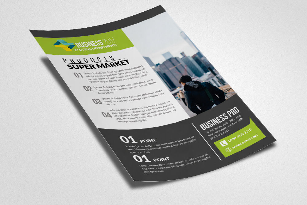 Download Psd Flyer Mockup Free Yellowimages