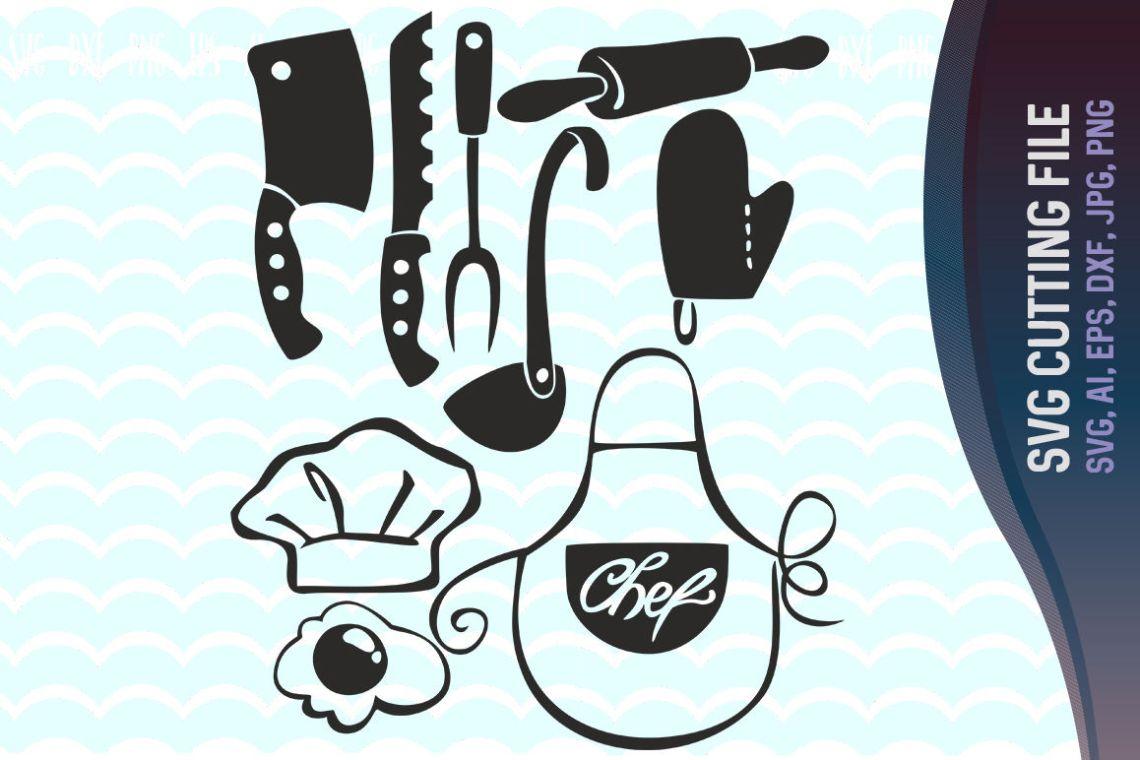 Download Cricut Free Kitchen Svg Files