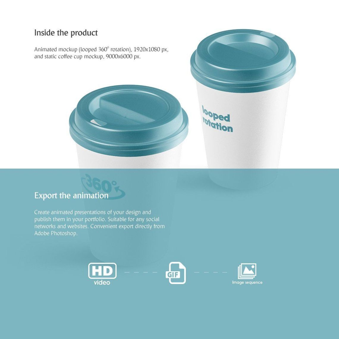 Download Glossy Plastic Bucket Mockup Front View Yellowimages