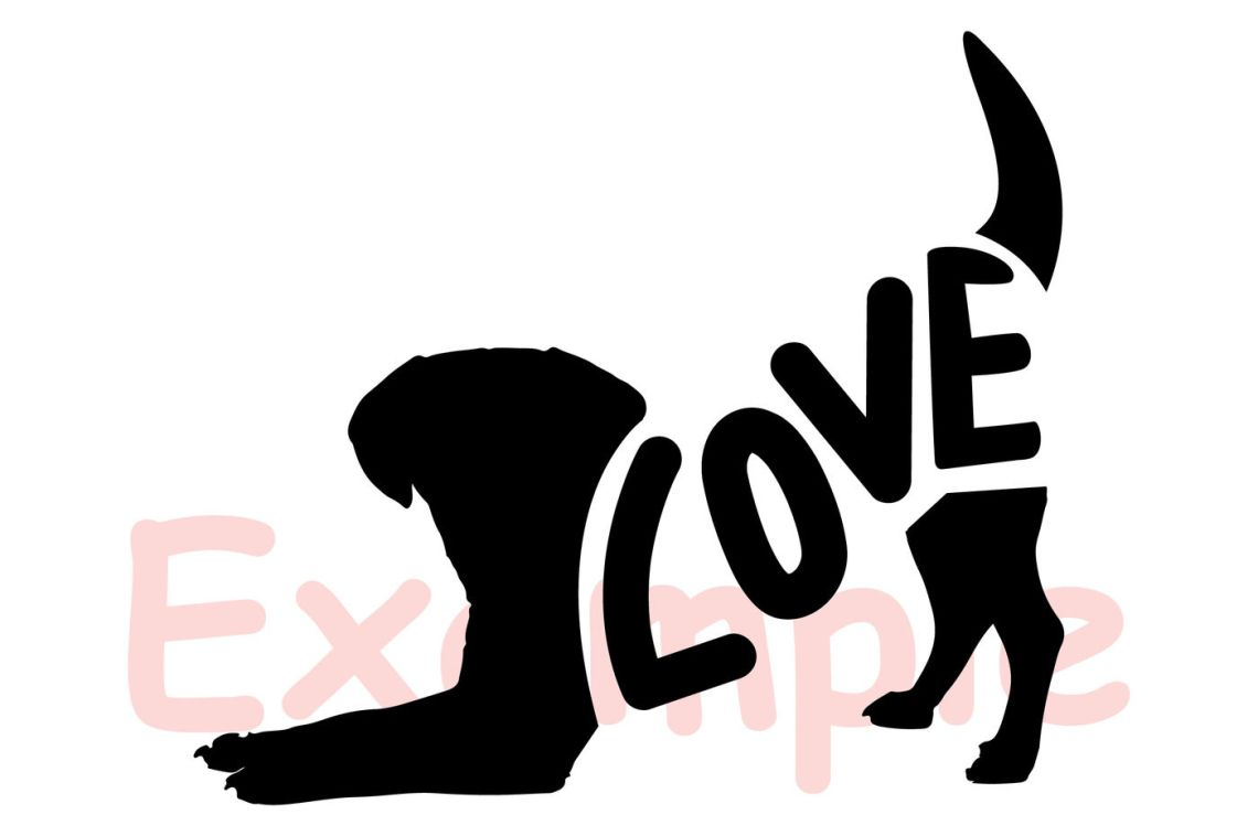 Download Dog SVG Puppy SVG Pet's paw SVG Doxie Weenie Dog Love ...