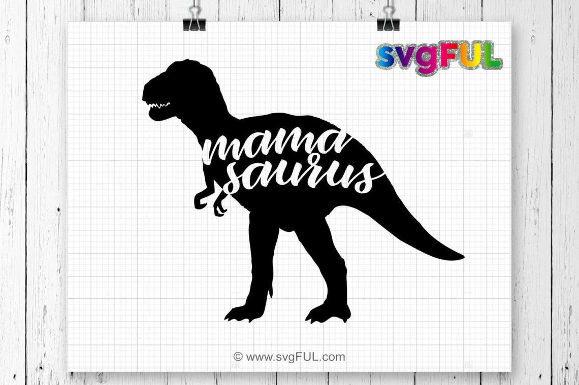 Download Mamasaurus Dinosaur, Clipart, Svg, Dxf, Pdf, Cricut Cut ...