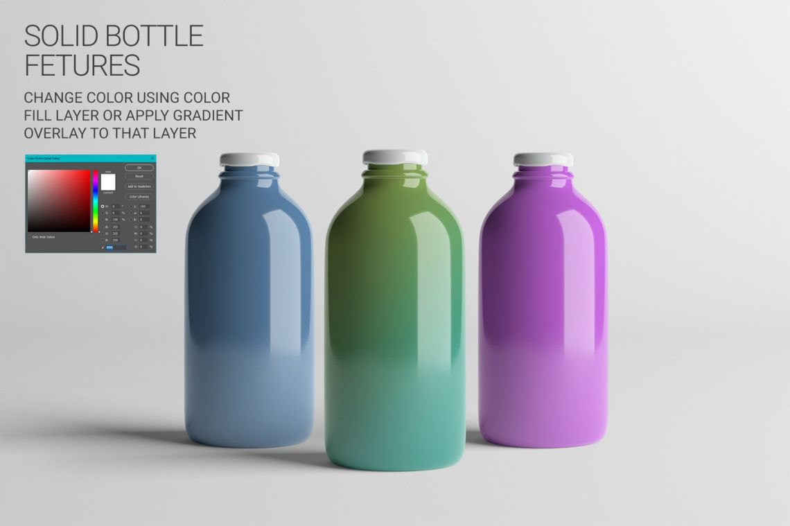 Download Water Bottle Free Mockup Psd Yellowimages