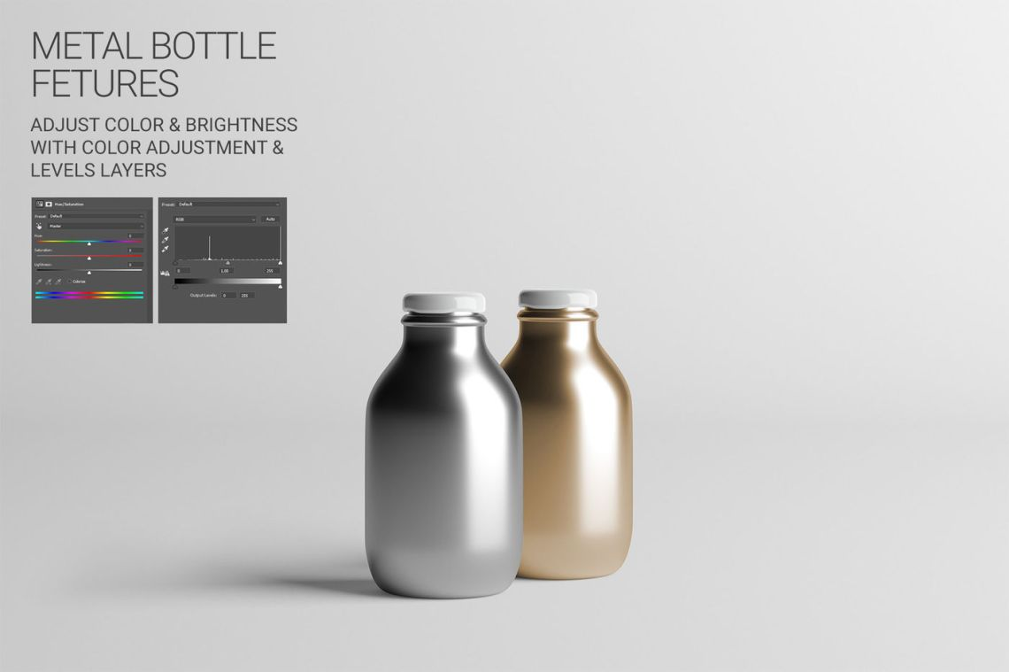 Download Plastic Water Bottle Mockup Yellowimages
