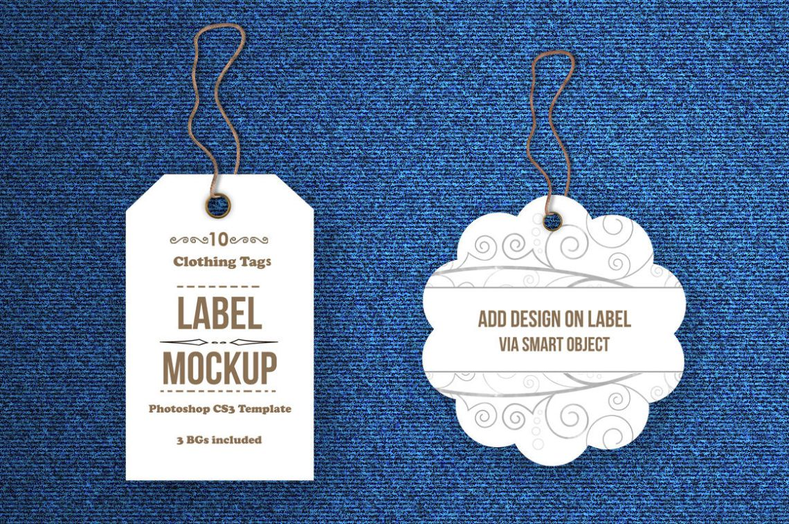 Download Clothing Tag Mockup Psd Free Yellowimages